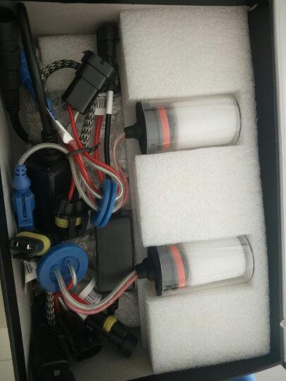 雪莱特(Cnlight)汽车大灯灯泡/HID氙气灯套装/传奇快启H11远近光灯色温6000K 疝气灯2支装 晒单图