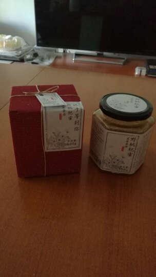 纯蜂蜜农家成熟枇杷蜂蜜结晶原蜜礼盒瓶装500g 买5送1瓶 晒单图