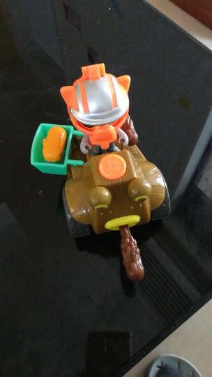 费雪海底小纵队 (Octonauts)玩具欢乐章鱼堡 舰艇套装魔鬼鱼艇虎鲨艇新年礼物 T7017(DTM38)弹涂鱼摩托车 晒单图