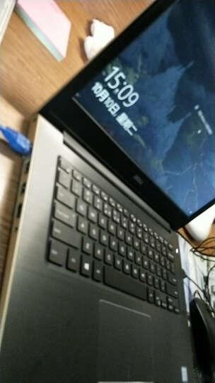 戴尔(Dell)成就V5468-2625商务办公娱乐游戏笔记本电脑14酷睿i5独显超轻薄 金色 i5-7200U 英伟达940MX2GB独显 8G内存/128G固态+500G机械 晒单图
