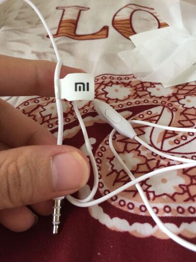 小米活塞耳机 清新版 蓝色 入耳式手机耳机 通用耳麦 晒单图