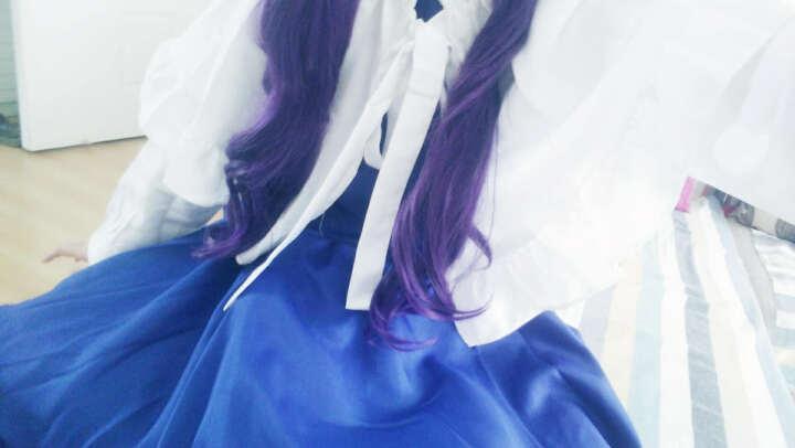 赫搏2018 魔卡少女樱 大道寺知世cos小樱 歌唱家长裙 cosplay日本动漫 袜 M(156-165) 晒单图