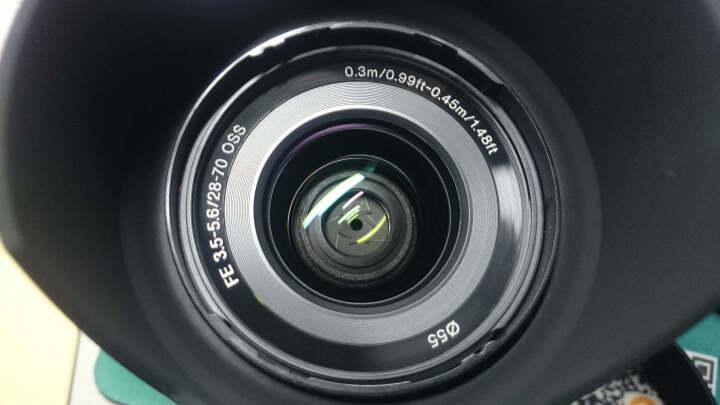 索尼(SONY)ILCE-7K 全画幅微单数码相机 标准套装(约2430万有效像素 28-70mm镜头 1080P录像 a7K) 晒单图