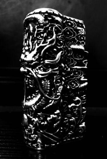 imco爱酷打火机煤油防风老式经典怀旧复古个性创意金属盔甲新款烟具 礼品袋 晒单图