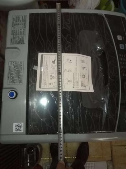 美的(Midea)8公斤全自动波轮 家用宿舍用 安全童锁 晒单图
