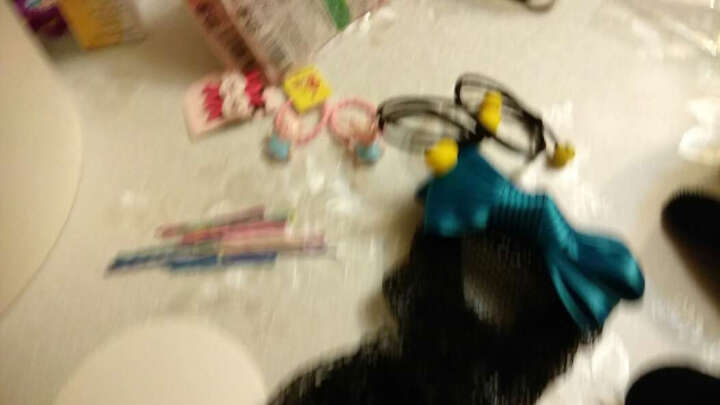 韩国蓬发垫蓬松器蓬蓬贴蓬松夹刘海发垫蓬松发夹头发增高工具 2个装一大一小 晒单图