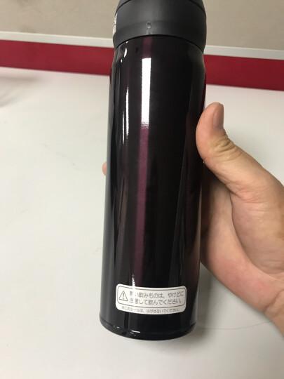 膳魔师(THERMOS)保温杯真空不锈钢轻量水杯男女时尚随身杯子500ml JNL-502/352 国产-金色 晒单图