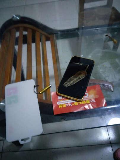 艾美森 oppor9s手机壳保护套全包防摔男女款 适用于oppor9s/r9s plus R9s Plus电镀镜面亮黑哈喽(6.0英寸) 晒单图