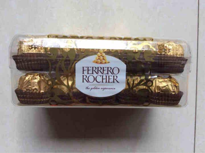 进口费列罗(Ferrero Rocher)巧克力金莎榛仁糖果婚庆喜糖果 节日送礼 健达奇趣蛋20g*24颗装男版 晒单图
