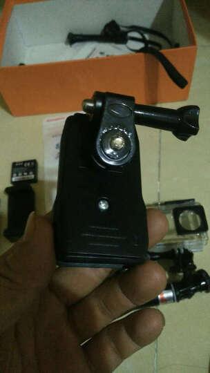 劲码 GoPro Hero 9 8 7 6 5背包夹360度旋转多功能调节夹子小蚁gopro8配件 小蚁 米家 山狗系列 晒单图