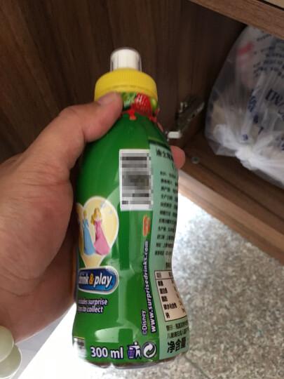 迪士尼(DISNEY)草莓味果汁饮料(冰雪奇缘款)300ml*6瓶 进口 儿童饮料 晒单图