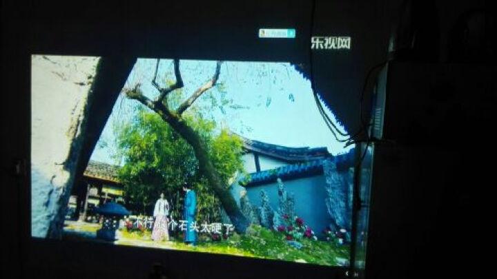 索尼(SONY) VPL-EX453 商务办公教育投影仪 索尼投影机 套餐五 全国安装包含10米VGA 100英寸电动幕 晒单图