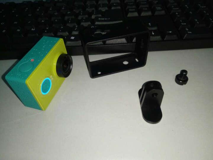 小蚁(yi)运动相机 小蚁智能运动摄相机数码相机遥控拍照防抖 基础版(丛林绿)+32G卡+自拍杆+蓝牙遥控器 晒单图