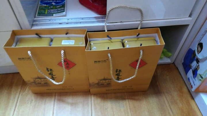 2018新茶安溪铁观音茶叶礼盒装500g分250克2盒浓香型兰花香年货中秋礼品福建乌龙茶 晒单图
