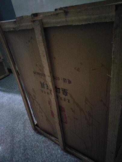 皇印 红木家具非洲花梨(学名:刺猬紫檀)沙发小户型多人单人沙发组合实木沙发皇宫2317 十件套(4单人位+三人位+茶几+2方几+2花架) 晒单图