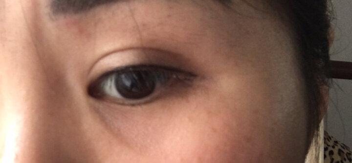 卡姿兰(Carslan)浓黑炫亮眼线笔0.55g 防水防晕染持久显色速干 晒单图