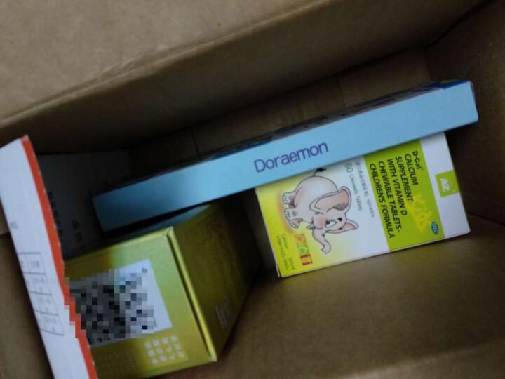 迪巧 儿童维D钙咀嚼片 60片 儿童青少年补钙迪巧小儿钙迪巧钙片 【1盒装】+1盒悦而维生素D滴剂60粒 晒单图