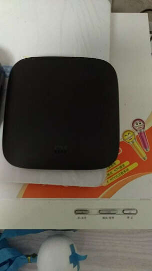 小米(MI)小米盒子3 智能网络电视机顶盒 4K电视 H.265硬解 蓝牙 安卓网络盒子 高清网络播放器 晒单图