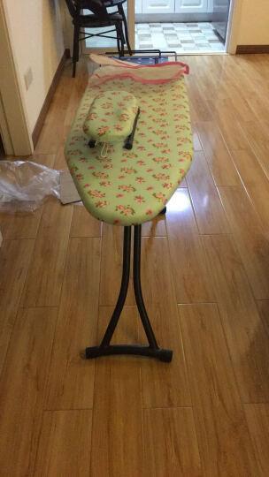 家装节喜泽家用烫衣板 熨烫板 折叠熨衣板熨衣服架 H1标准版 熨斗板 熨衣板熨衣架 玫红荷花H1款 晒单图