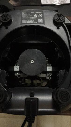 美的(Midea)破壁料理机智能高速加热破壁机高速电机六叶破壁刀Power701(一机双杯) 晒单图