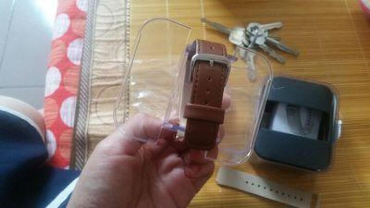 Dotlink M8 智能手环 运动计步蓝牙通话男女手表 蓝牙4.1车载通话手环 手机通用 M8金色 晒单图