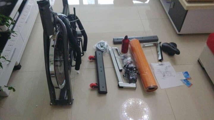 GSGC 动感单车家用静音室内健身车健身器材 旋风骑士 晒单图