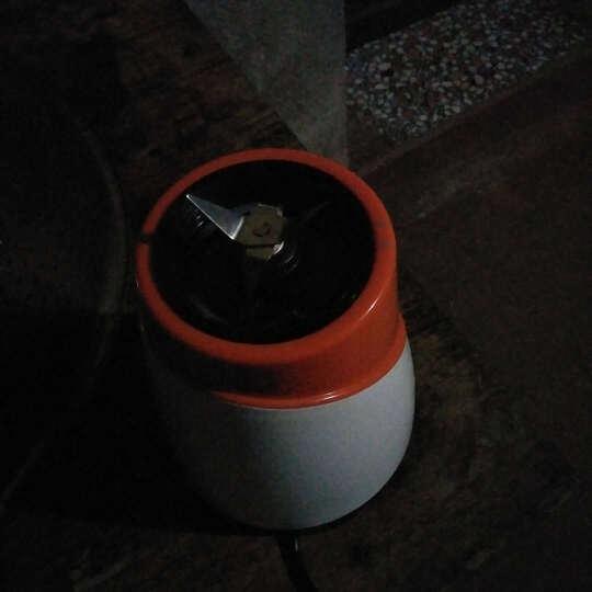 意美特(IMETEC) 便携式果汁机 迷你家用料理榨汁机 全自动辅食搅拌机 HR381 橙色 晒单图