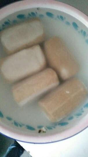 林格豪 贵州铜仁土特产米豆腐粑粑 灰碱粑凉米粉 350g/个 5个 晒单图