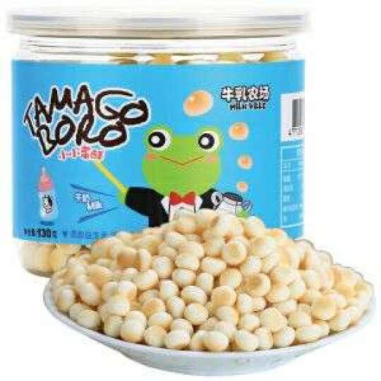 欧瑞园 宝宝零食 核桃味 益生菌 酸奶溶豆豆18g 晒单图