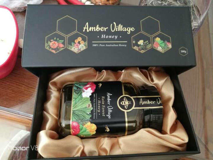 桉柏园 (Amber Village)热带雨林蜂蜜500g(澳大利亚原装进口) 晒单图