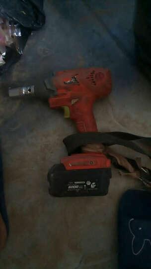 千辰无刷电动扳手/架子工扳手/脚手架扳手/电动板手/冲击扳手/锂电扳手 充电钻 10.0H电池 晒单图