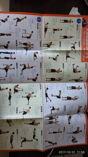 无器械健身训练全书:绝对10分钟训练法,完美身形8周见证 晒单图