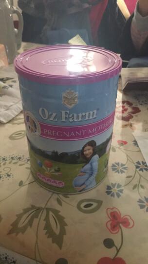 澳洲进口 Oz Farm澳美滋妈妈孕妇奶粉900g 补充营养 全球购进口 1罐 晒单图