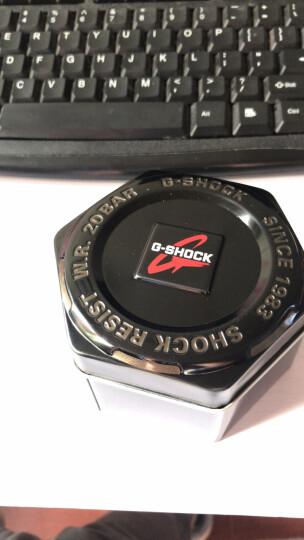 卡西欧(CASIO)手表 G-SHOCK 立体表盘大指针 男士防水运动手表石英表 GA-710GB-1A 晒单图