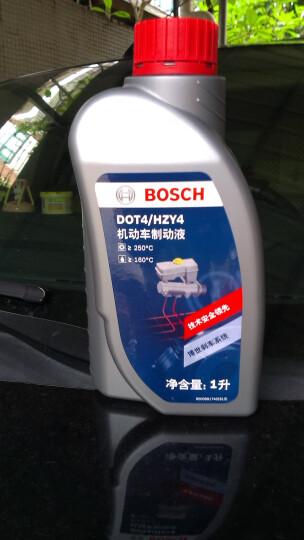 博世/Bosch 刹车油/制动液/离合器油DOT4 大众 雪佛兰 别克 丰田 本田 福特等 科鲁兹 晒单图