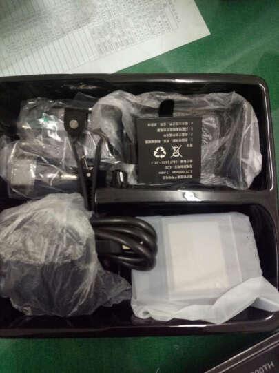 雷厉子 A6 执法记录仪1296P高清自动感应红外夜视20米摄像机行政现场记录仪 双电池 标配(内置128g高速卡)双电池 晒单图