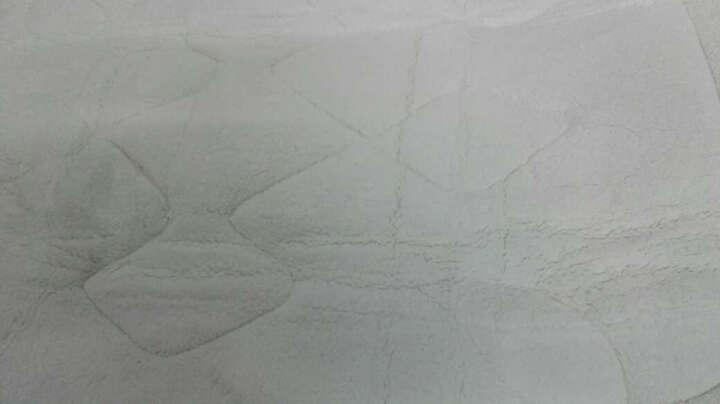 多喜爱(Dohia)床褥床垫 仿羊羔绒床垫床护垫 榻榻米床垫子 玉柔 1.5米床 200*150cm 晒单图