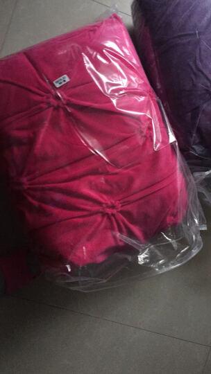 丽丝绒四件套加厚双面保暖水晶绒床上用品床品套件 江诗丹顿--玉色 1.5-1.8m床适用(被套为200X230) 晒单图
