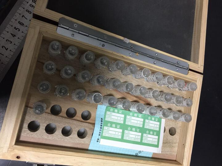 成量川牌销式塞规 针规 量棒光面量规pin规 18.01-20mm 精度0.001 晒单图