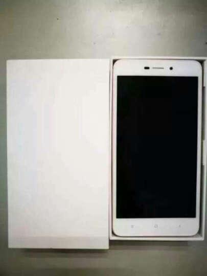 【移动专享版】小米 红米 4A 2GB内存 16GB ROM 玫瑰金色 移动联通电信4G手机 双卡双待 晒单图
