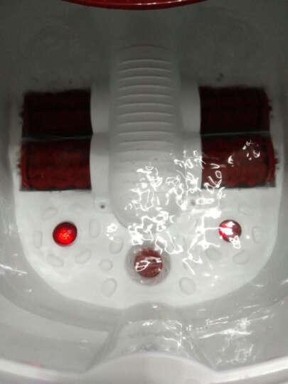 皇威(huangwei)H-8028E全自动按摩足浴盆洗脚盆泡脚盆泡脚桶 晒单图