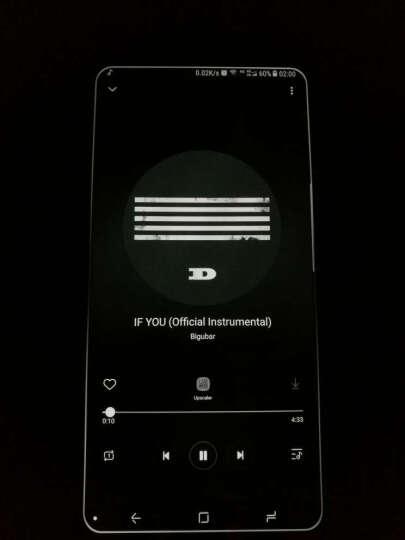 三星 Galaxy S8+ 4GB+64GB 雾屿蓝(SM-G9550)全视曲面屏 虹膜识别 全网通4G 双卡双待 晒单图