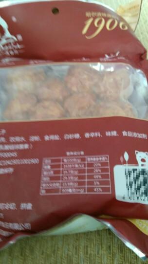 道台府(daotaifu) 道台府肉丸450g*2 油炸丸子狮子头 特产 休闲零食 即食 晒单图