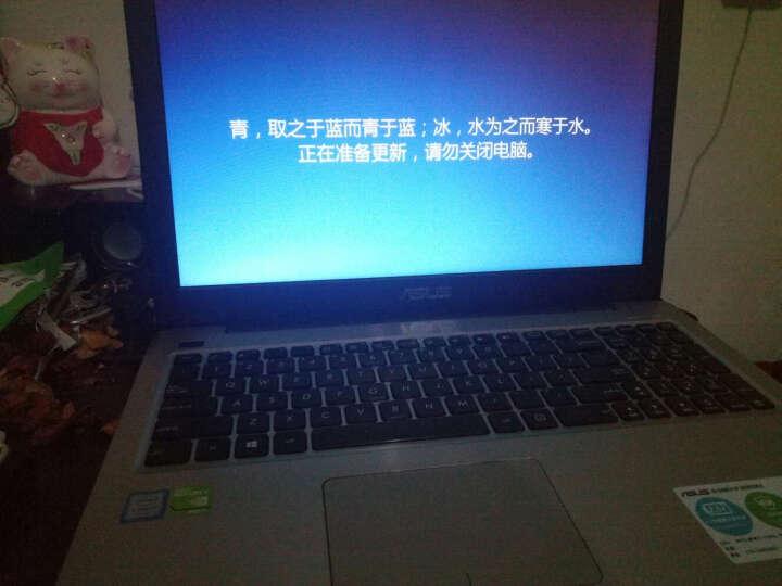 华硕顽石(ASUS)四代旗舰版FL5900UQ 15.6英寸笔记本电脑(i7-7500U 4G 128GSSD+1T 940MX 2G独显 FHD)金色 晒单图