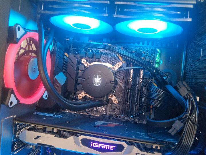 华硕(ASUS)TUF B360-PRO GAMING(WI-FI) 电竞特工 主板 吃鸡 国民电竞游戏主板(Intel B360/LGA 1151) 晒单图