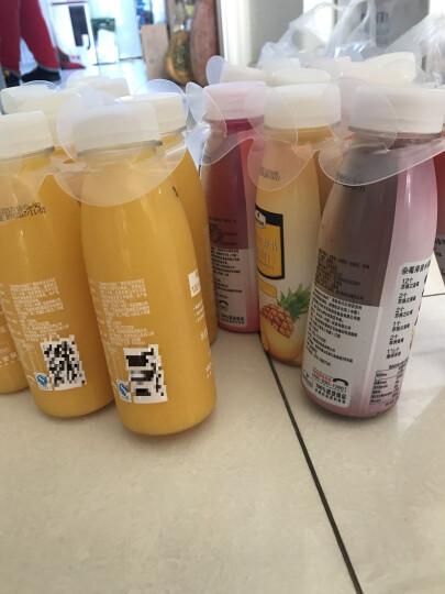Member's Mark100%鲜榨橙汁300ml*6瓶 巴氏杀菌冷罐装 纯鲜榨果汁饮料 (温馨提示:新旧包装随机发货!) 晒单图