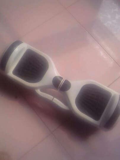 森林狼 成人儿童智能平衡车两轮双轮7寸体感车代步车电动迷你思维平衡车儿童扭扭车 发光轮版-三色星空(自平衡+跑马灯+三档可调) 晒单图