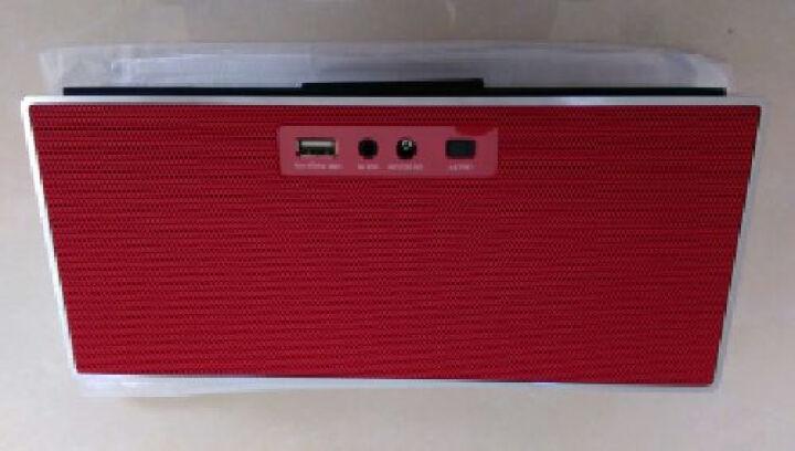 LOEWE Speaker 2go铝质蓝牙扬声器 商务便携式无线2.1蓝牙音响 NFC功能  黄金版 晒单图
