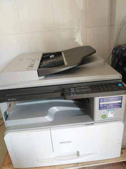 理光(Ricoh)2014D/AD黑白激光A3复合机 复印打印扫描A4多功能一体机办公大型打印机 工作台(随机器购买 不含机器 单拍不发) 标配 晒单图