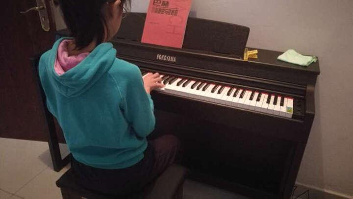FOKOYAMA 日本电钢琴88键重锤电钢琴学生能数码钢琴电子琴初学者家用考级【送货上门】 延保三年 晒单图